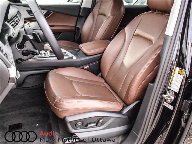 2017 Audi Q7 3.0T Technik (Stk: 91504A) in Nepean - Image 11 of 29