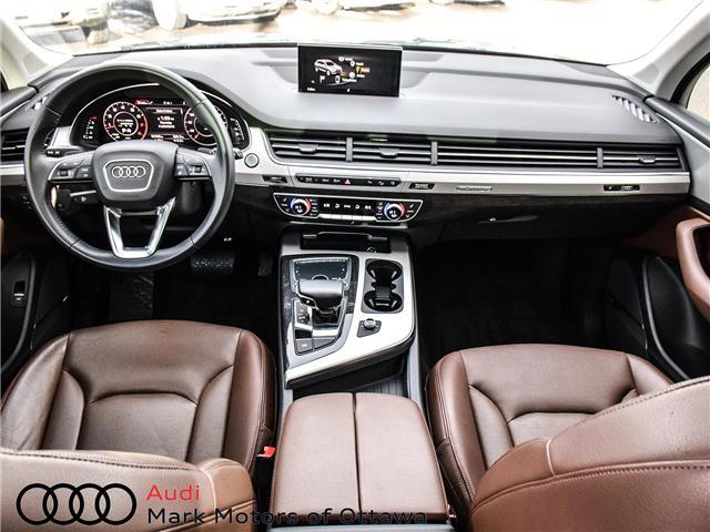 2017 Audi Q7 3.0T Technik (Stk: 91504A) in Nepean - Image 13 of 29