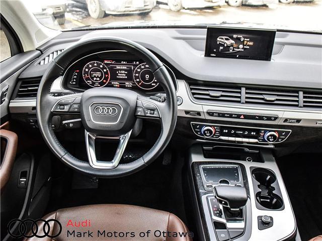 2017 Audi Q7 3.0T Technik (Stk: 91504A) in Nepean - Image 18 of 29