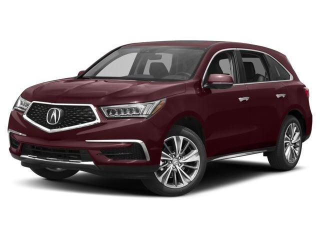 2017 Acura MDX Technology Package (Stk: P4478A) in Pickering - Image 1 of 1