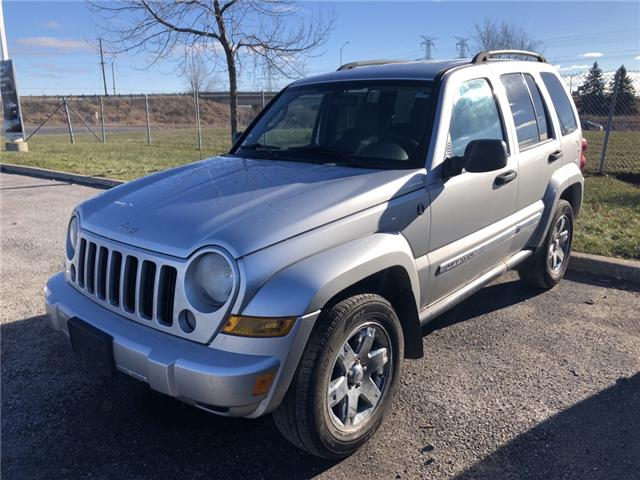 2007 Jeep Liberty Sport (Stk: 18777C) in Clarington - Image 1 of 8