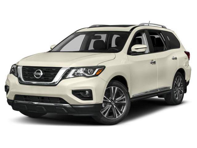 2019 Nissan Pathfinder Platinum (Stk: U090) in Ajax - Image 1 of 9