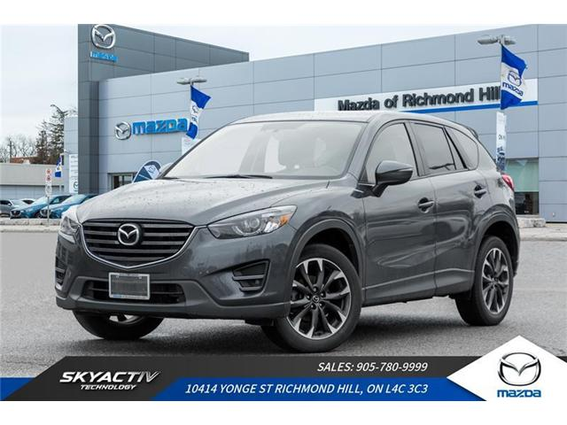 2016 Mazda CX-5 GT (Stk: 18-833A) in Richmond Hill - Image 1 of 20