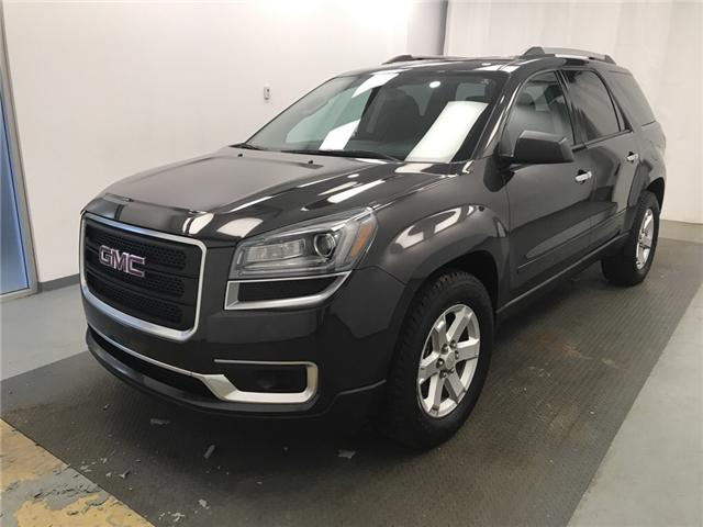 2016 GMC Acadia SLE2 (Stk: 163514) in Lethbridge - Image 1 of 27
