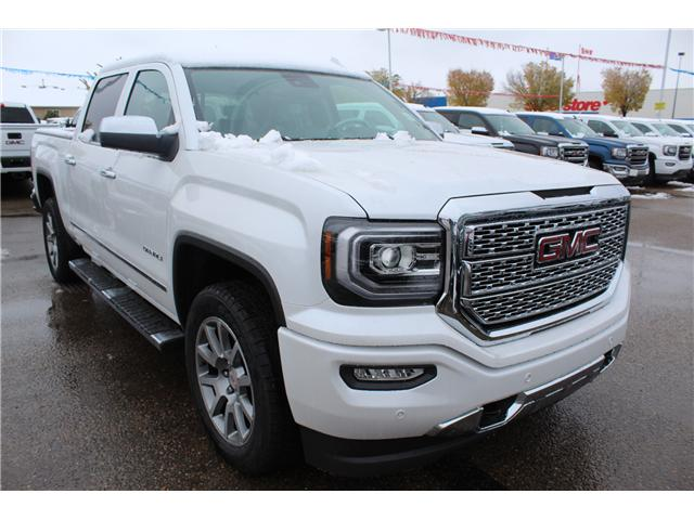 2018 GMC Sierra 1500 Denali (Stk: 170123) in Medicine Hat - Image 1 of 8