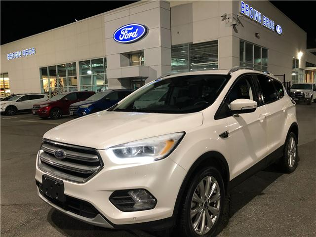 2017 Ford Escape Titanium (Stk: RP18403) in Vancouver - Image 1 of 23