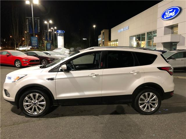 2017 Ford Escape Titanium (Stk: RP18403) in Vancouver - Image 2 of 23