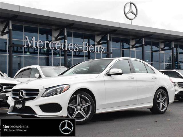 2015 Mercedes-Benz C-Class Base (Stk: U3664) in Kitchener - Image 1 of 30