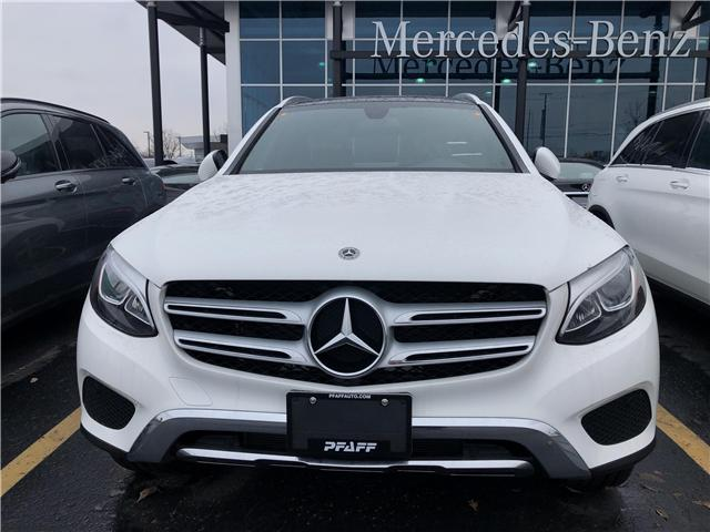 2019 Mercedes-Benz GLC 300 Base (Stk: 38664) in Kitchener - Image 2 of 5