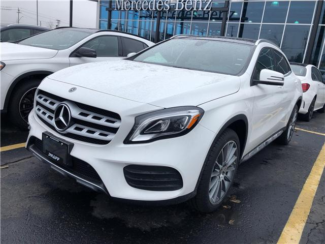 2019 Mercedes-Benz GLA 250 Base (Stk: 38672) in Kitchener - Image 1 of 5