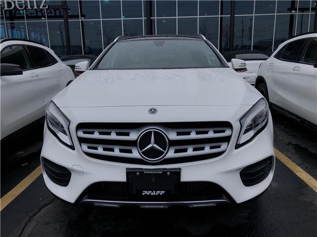 2019 Mercedes-Benz GLA 250 Base (Stk: 38672) in Kitchener - Image 2 of 5