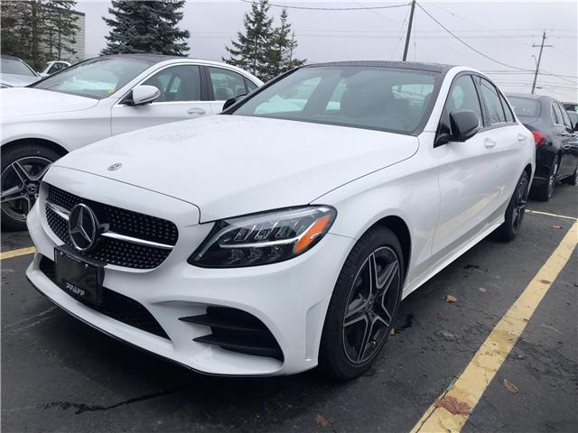 2019 Mercedes-Benz C-Class Base (Stk: 38679) in Kitchener - Image 1 of 5