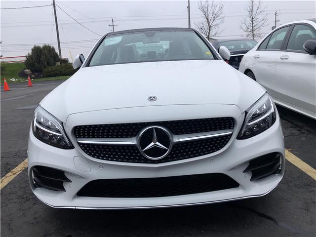 2019 Mercedes-Benz C-Class Base (Stk: 38702) in Kitchener - Image 2 of 5