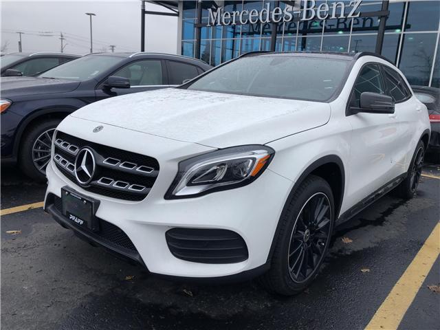 2019 Mercedes-Benz GLA 250 Base (Stk: 38670) in Kitchener - Image 1 of 6