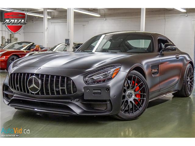 2018 Mercedes-Benz AMG GT C Base (Stk: ) in Oakville - Image 2 of 44