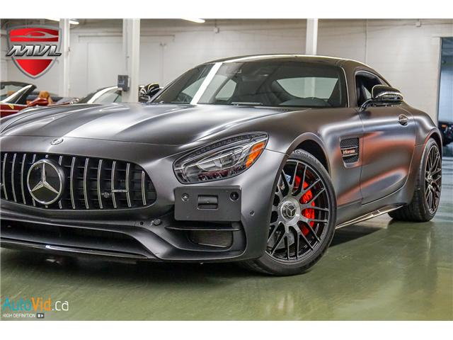 2018 Mercedes-Benz AMG GT C Base (Stk: ) in Oakville - Image 3 of 44