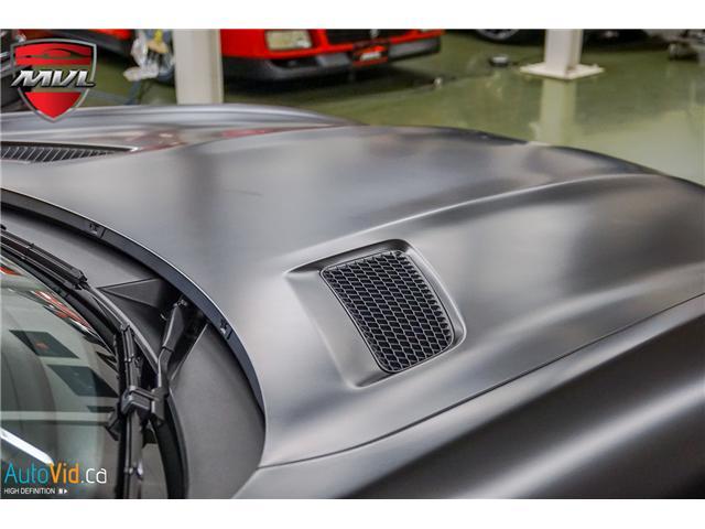 2018 Mercedes-Benz AMG GT C Base (Stk: ) in Oakville - Image 10 of 44