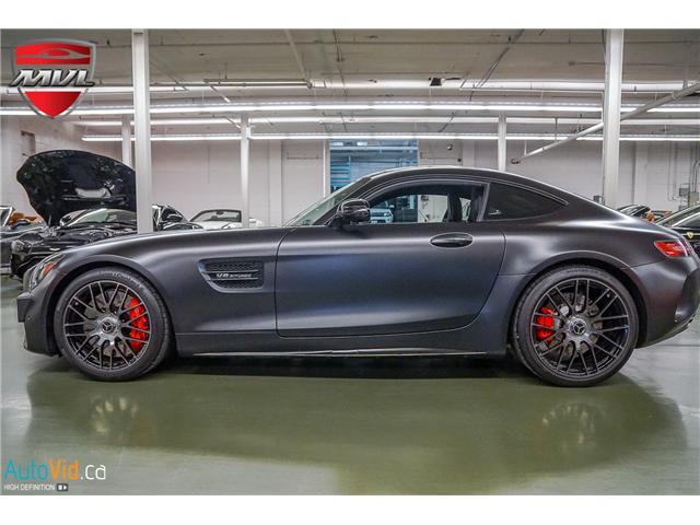 2018 Mercedes-Benz AMG GT C Base (Stk: ) in Oakville - Image 12 of 44