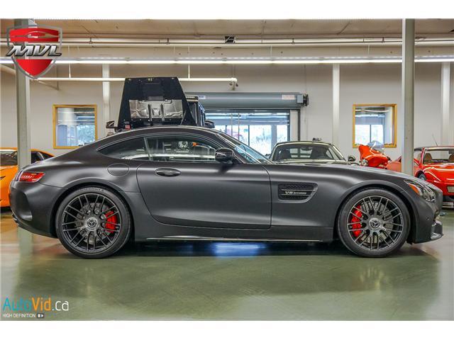 2018 Mercedes-Benz AMG GT C Base (Stk: ) in Oakville - Image 16 of 44