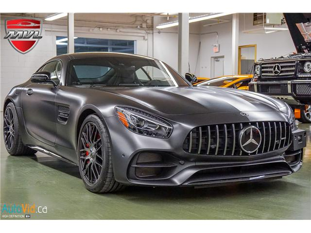 2018 Mercedes-Benz AMG GT C Base (Stk: ) in Oakville - Image 17 of 44