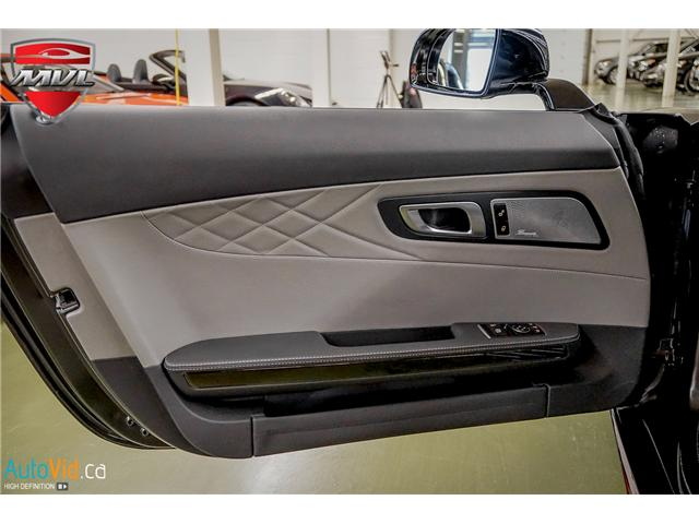 2018 Mercedes-Benz AMG GT C Base (Stk: ) in Oakville - Image 24 of 44