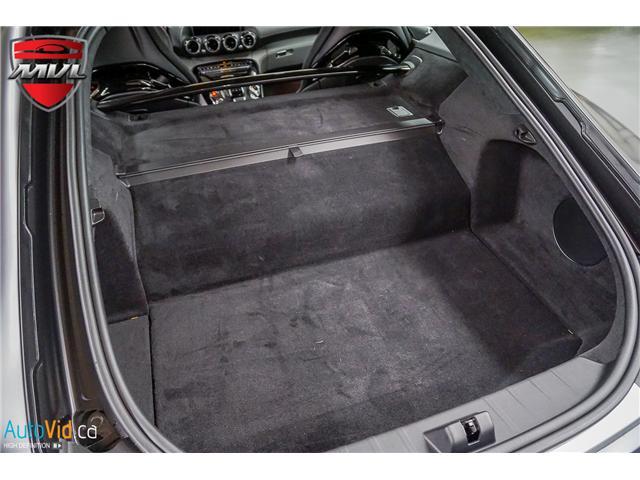 2018 Mercedes-Benz AMG GT C Base (Stk: ) in Oakville - Image 41 of 44