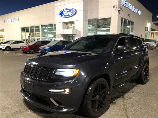 2014 Jeep Grand Cherokee SRT (Stk: 18490C) in Vancouver - Image 1 of 23