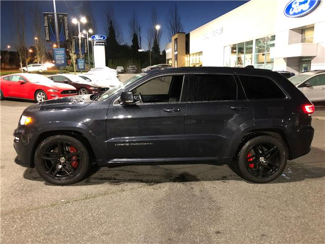 2014 Jeep Grand Cherokee SRT (Stk: 18490C) in Vancouver - Image 2 of 23