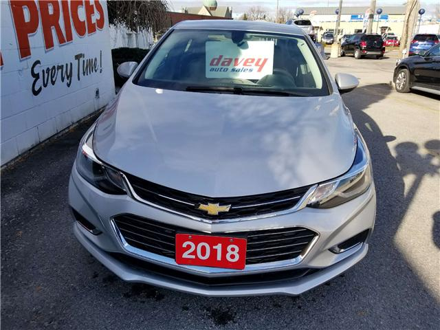 2018 Chevrolet Cruze Premier Auto (Stk: 18-564) in Oshawa - Image 2 of 15