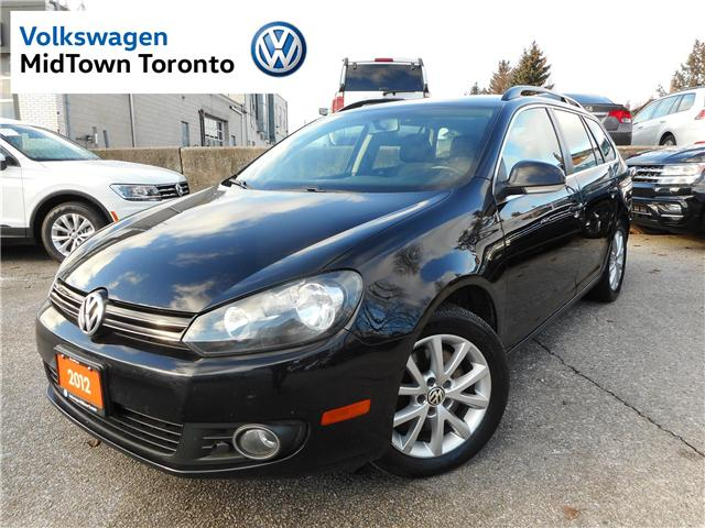2012 Volkswagen Golf  (Stk: W0167A) in Toronto - Image 1 of 28