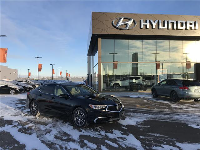 2018 Acura TLX Tech (Stk: LS2001) in Saskatoon - Image 1 of 23