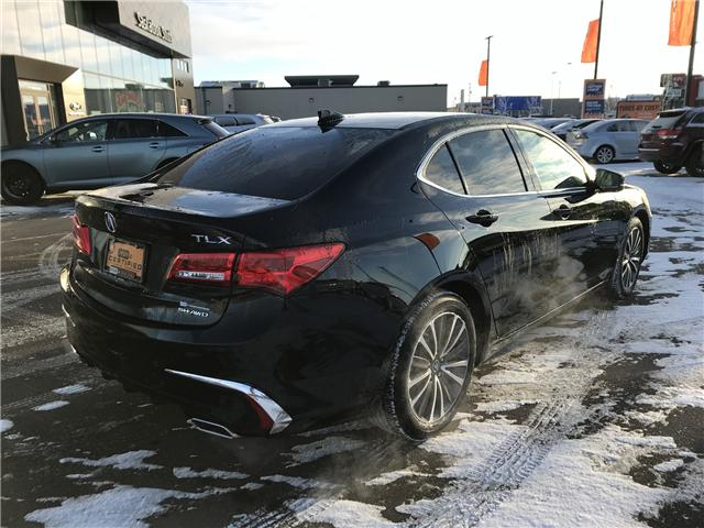 2018 Acura TLX Tech (Stk: LS2001) in Saskatoon - Image 8 of 23