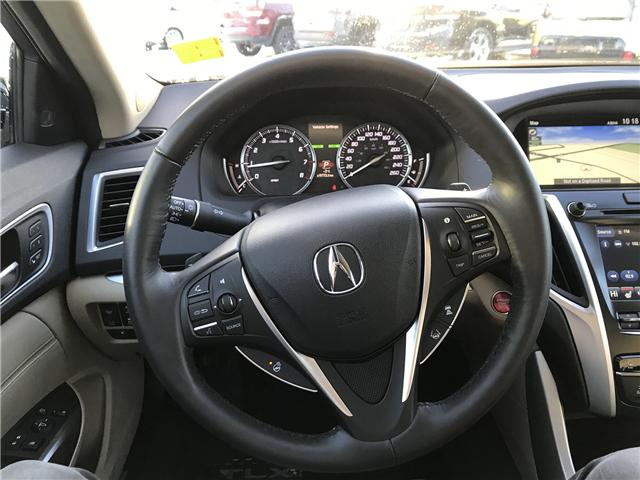 2018 Acura TLX Tech (Stk: LS2001) in Saskatoon - Image 14 of 23