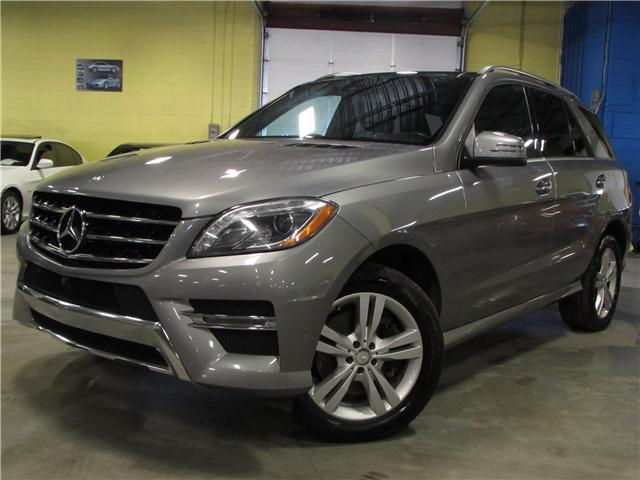 2015 Mercedes-Benz M-Class Base (Stk: C5456) in North York - Image 1 of 25