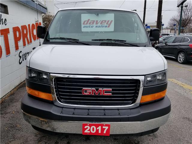 2017 GMC Savana 2500 Work Van (Stk: 18-472A) in Oshawa - Image 2 of 11