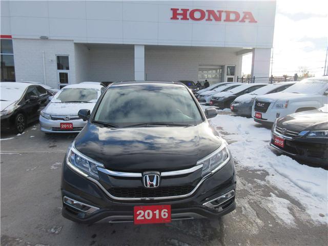 2016 Honda CR-V EX-L (Stk: VA3293) in Ottawa - Image 2 of 10