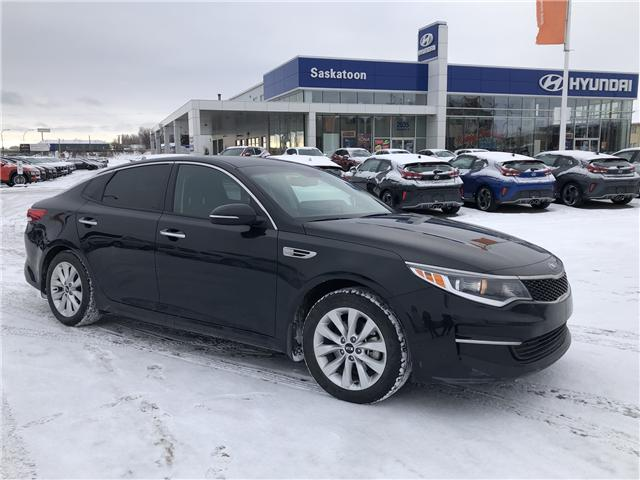 2018 Kia Optima LX+ (Stk: B7119A) in Saskatoon - Image 1 of 24