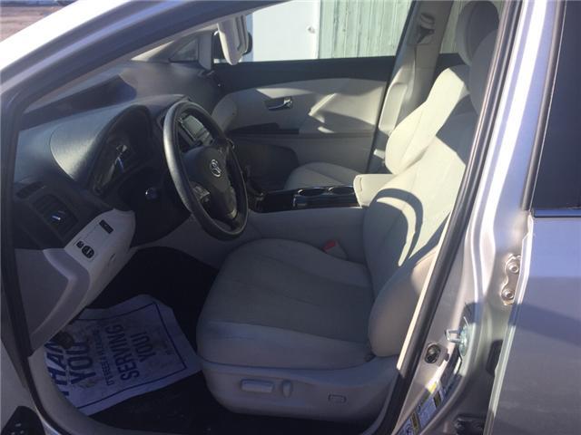 2010 Toyota Venza Base V6 (Stk: -U08918) in Kincardine - Image 12 of 14