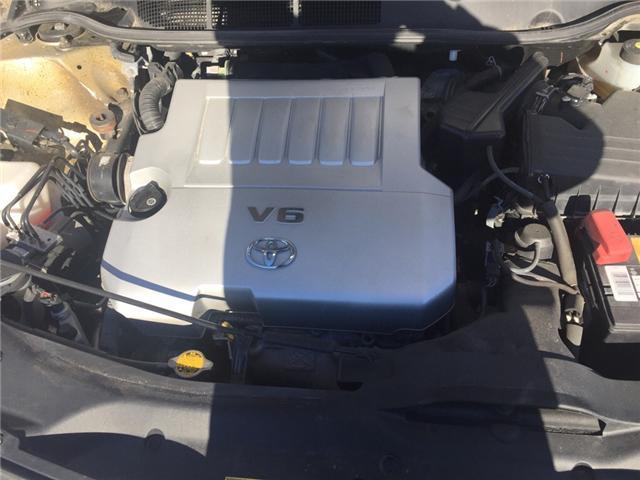 2010 Toyota Venza Base V6 (Stk: -U08918) in Kincardine - Image 14 of 14