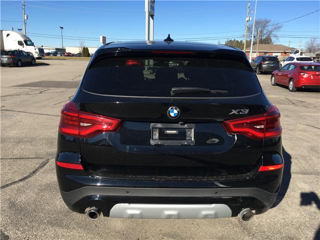 2018 BMW X3 xDrive30i (Stk: UT301) in Woodstock - Image 4 of 21