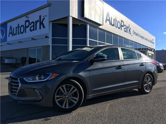 2017 Hyundai Elantra GL (Stk: 17-07865MB) in Barrie - Image 1 of 26