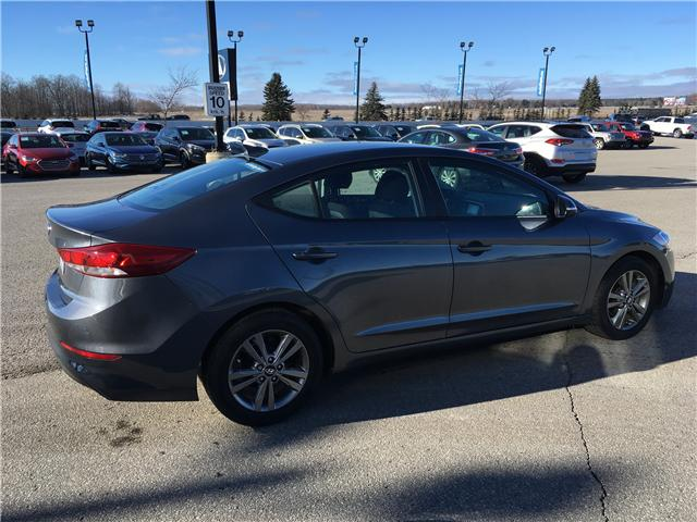 2017 Hyundai Elantra GL (Stk: 17-07865MB) in Barrie - Image 5 of 26