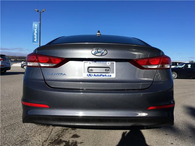 2017 Hyundai Elantra GL (Stk: 17-07865MB) in Barrie - Image 6 of 26