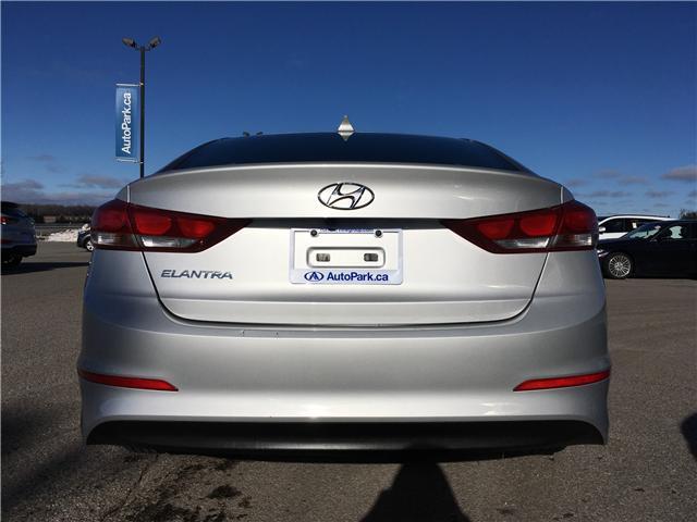 2017 Hyundai Elantra GL (Stk: 17-33096MB) in Barrie - Image 6 of 26