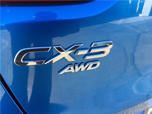 2016 Mazda CX-3 GS (Stk: UT291) in Woodstock - Image 17 of 18