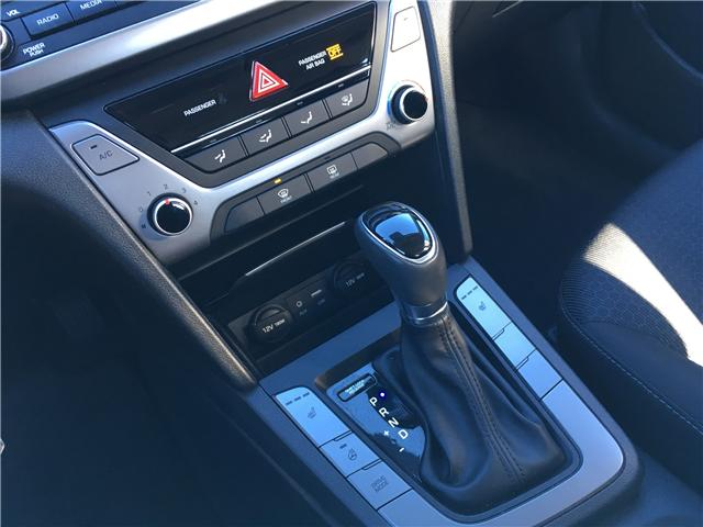 2017 Hyundai Elantra GL (Stk: 17-07865MB) in Barrie - Image 23 of 26