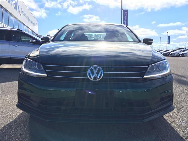 2017 Volkswagen Jetta Wolfsburg Edition (Stk: 17-11920RJB) in Barrie - Image 2 of 28