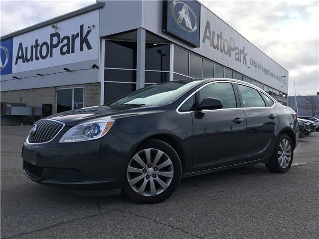 2017 Buick Verano Base (Stk: 17-04629RJB) in Barrie - Image 1 of 20