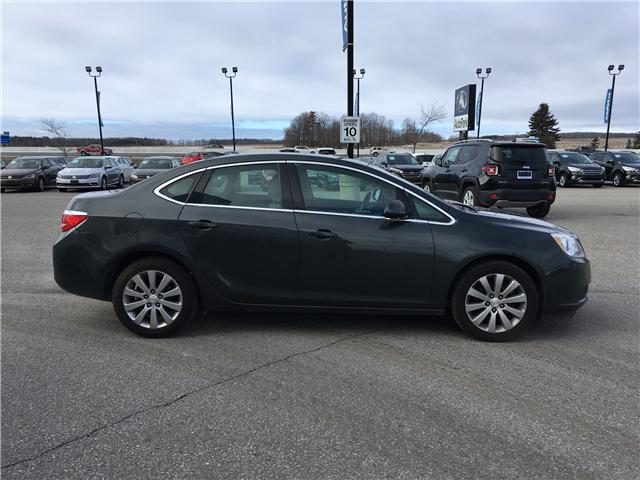 2017 Buick Verano Base (Stk: 17-04629RJB) in Barrie - Image 4 of 20