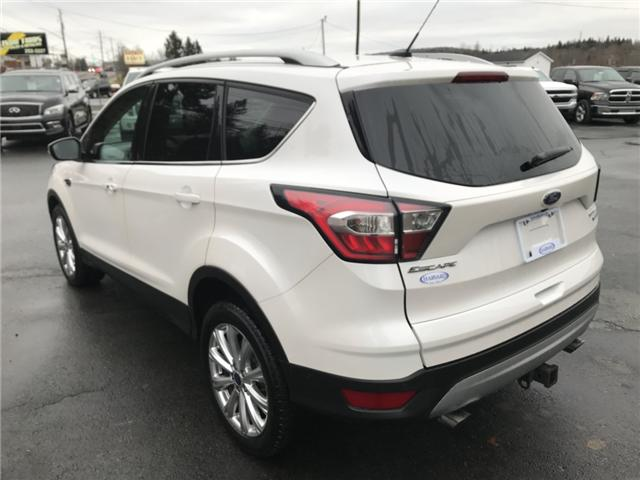 2017 Ford Escape Titanium (Stk: 10173) in Lower Sackville - Image 3 of 27